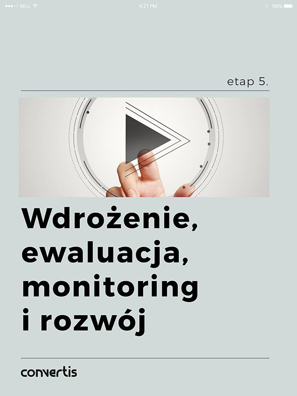Wdrożenie, ewaluacja, monitoring i rozwój